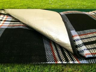 Плед для пикника непромокаемый
